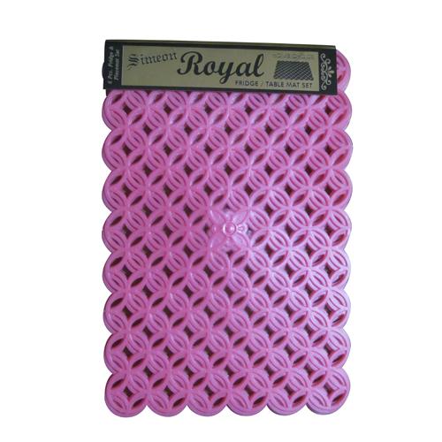 Plastic Fridge Mat