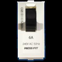 Pressfit Edge Single Pole Mini MCB Switch