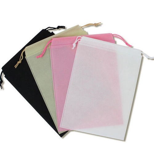 Non Woven Drawstring Shoes Bag