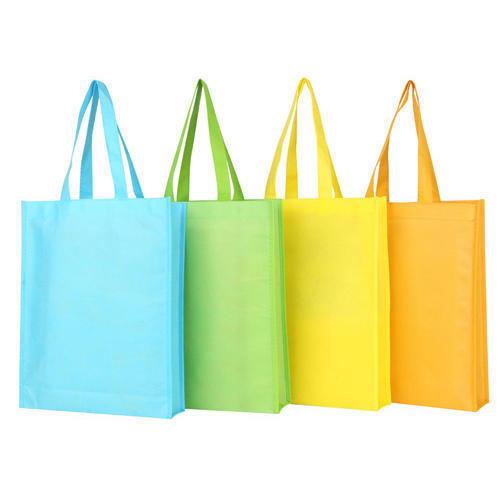 Multicolor Non Woven Tote Bags