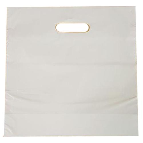 White Non Woven D Cut Bags
