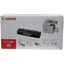 CANON W TONER CARTRIDGE