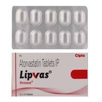 Lipvas Tablet