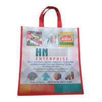Customized Print Non Woven Shopping Bag