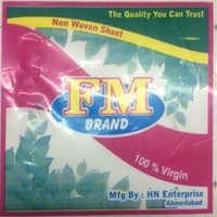 Fm Non Woven Fabric Pan Piece