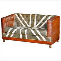Designer Leather Sofa