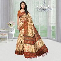 Elegant Printed Saree