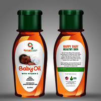 Private Label Baby Body Oils
