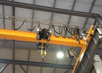 European Standard Single Girder Overhead Crane