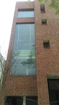 laminated Glass spider glazing