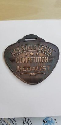 State Level Competition Medal