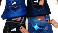 Branded Stretchable Denim Jeans with bill for resale in India