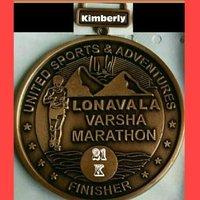 21km Race Medal