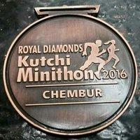 Minithon Medal