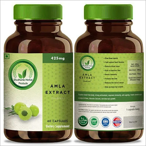 Natural Amla Extract