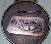 Radio Mirchi Medal