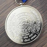 Silver Coated Medal