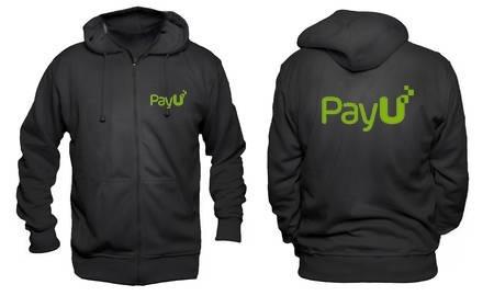 Pay U Printed Hoodie