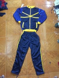 Mens Stripped Track Suit