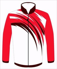 Red  White Track Suit