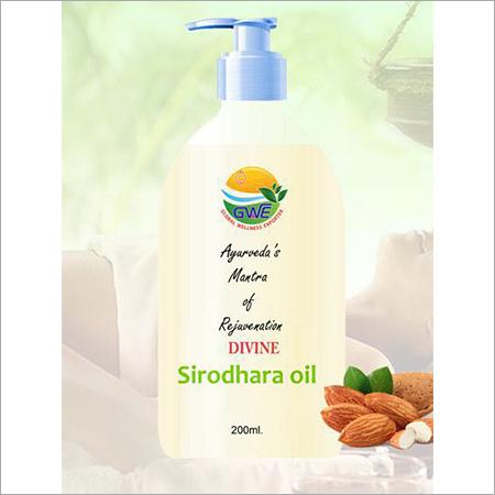 Sirodhara Oil