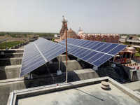 Industrial On Grid Solar Power Systems