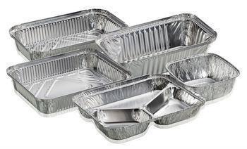 Aluminum Foil Container Making Machine (Triple Cavity)