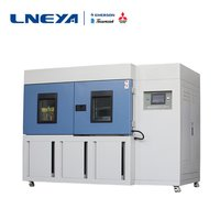 Hot and cold hedging test box