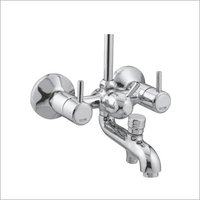 Wall mixer 3 In 1 with bend Pipe