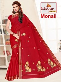 Monali Work Saree Suppliers