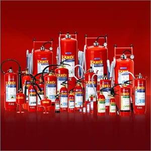 Kanex Fire Extinguishers