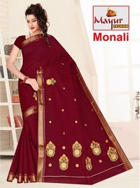 Special Work Cotton Saree