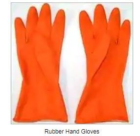 Heavy Weight Rubber Coated Gloves