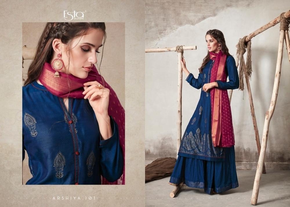 Cotton Printed Salwar Suits