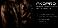 Muscle Gainer Powder (AkoPro)