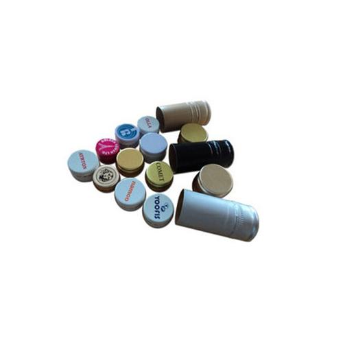 Aluminium ROPP Caps