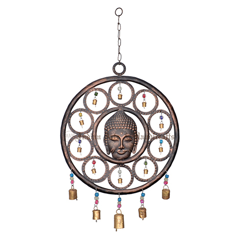 Buddha Iron Wind Chime