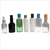 Shampoo HDPE Plastic Bottle