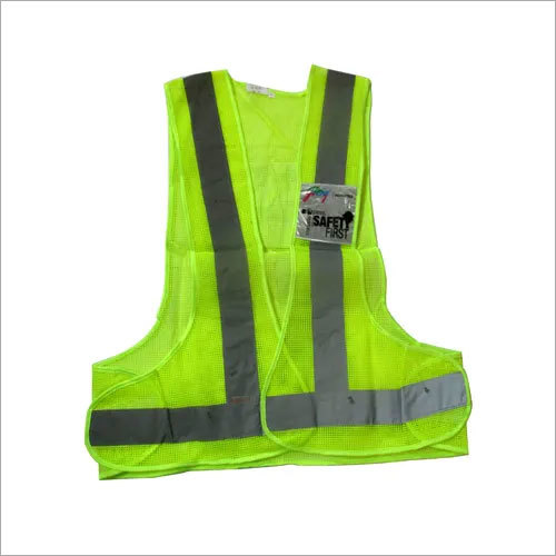 Three Side Open Reflective Safety Jacket
