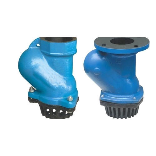 CS Ball Foot Valve