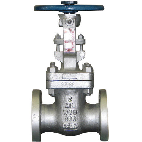 Industrial Cast Steel Gate Valve