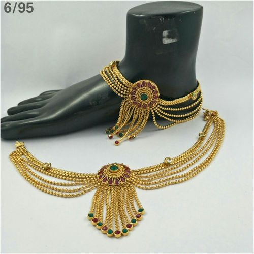 Traditional Anklet