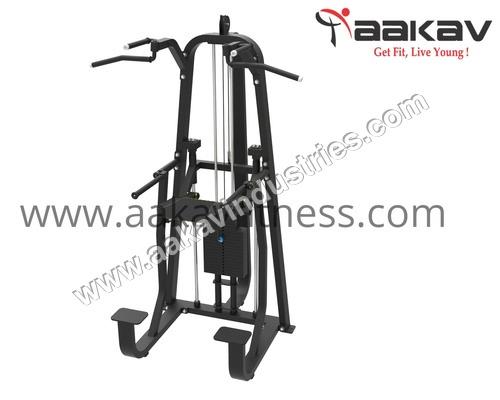 Kneeling Type Chin Assist X1 Aakav Fitness