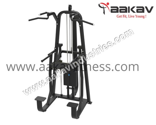 Kneeling Type Chin Assist X1 Aakav Fitness