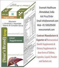 Silymarin, L-Ornithine L-Aspartate And Vitamin B Complex