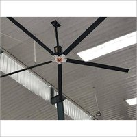 Electric HVLS Fan