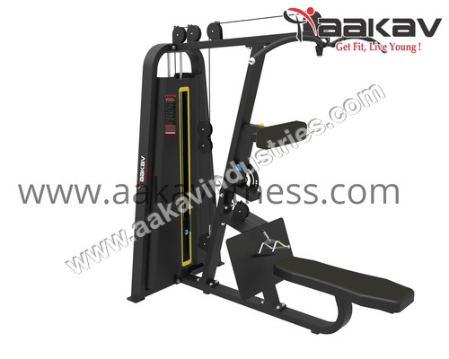 Lat Pull Down Low Row X1 Aakav Fitness