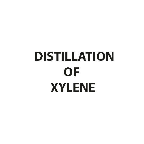 Distilled Xylene