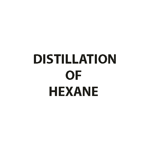 Distilled Hexane Solvent