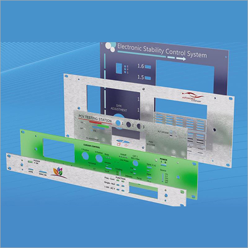 Custom Front Panel Service